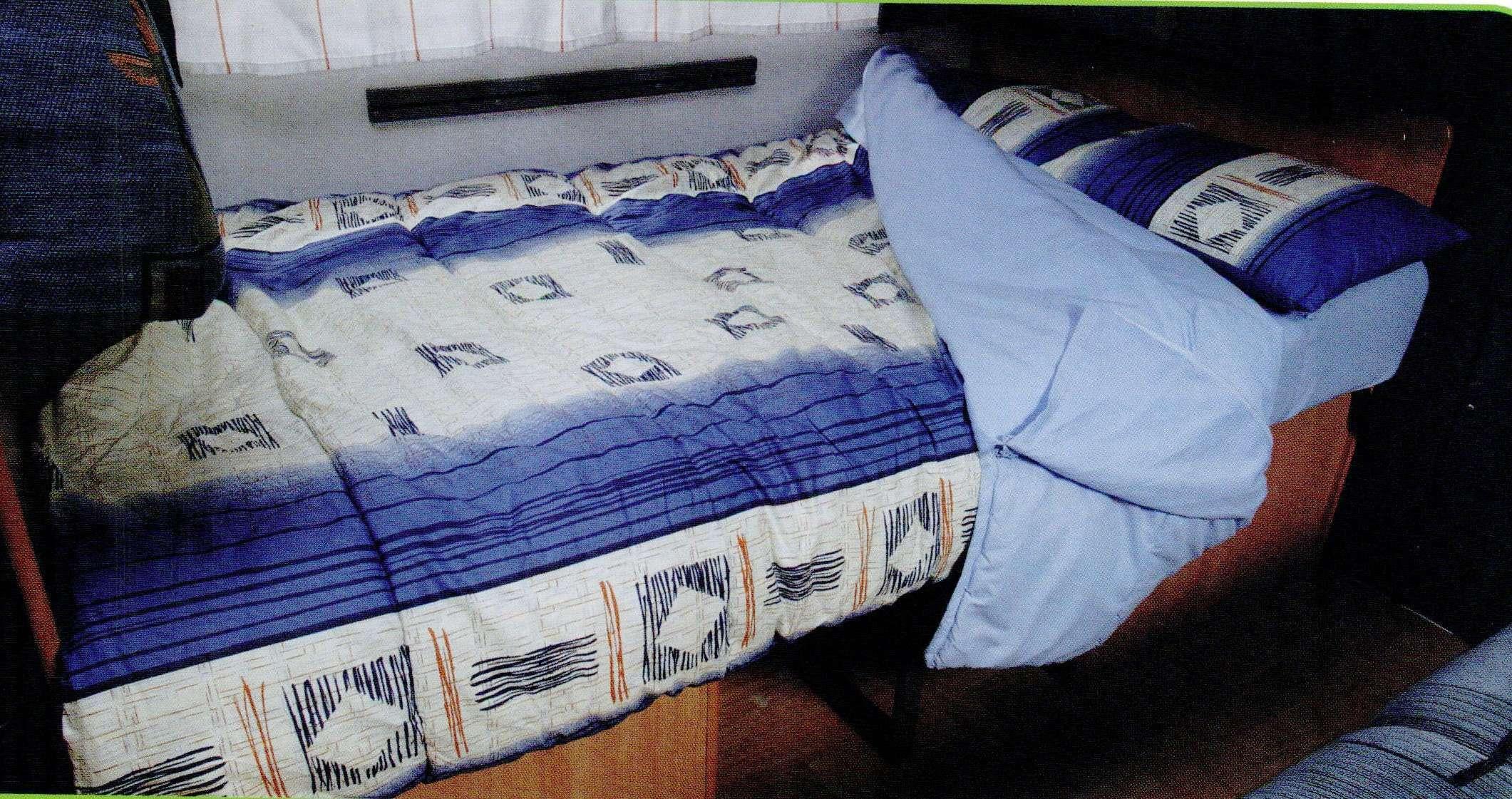 Sacco letto camper singolo pronto letto - Pronto letto camper ...