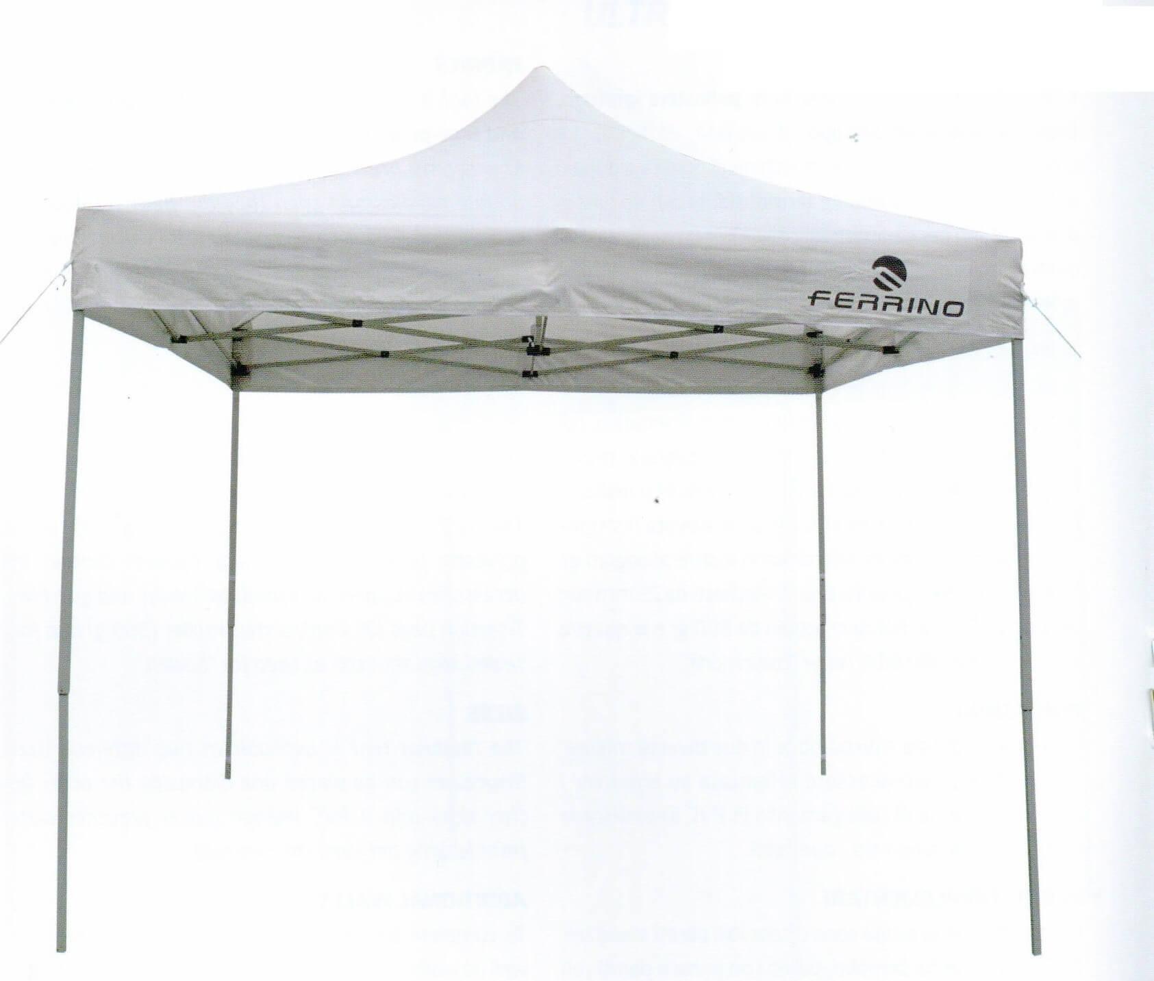 Gazebo Automatico Ferrino Mv Camping Tutto Per Il Campeggio